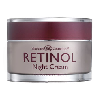 Skincare Cosmetics® Retinol Night Cream - 1.7 Oz. - View 2