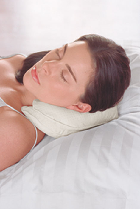 """Save My Face!""® La Petite Pillow - View 3"