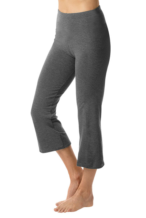 ActivShaper™ Slimming Crop Capris - View 3