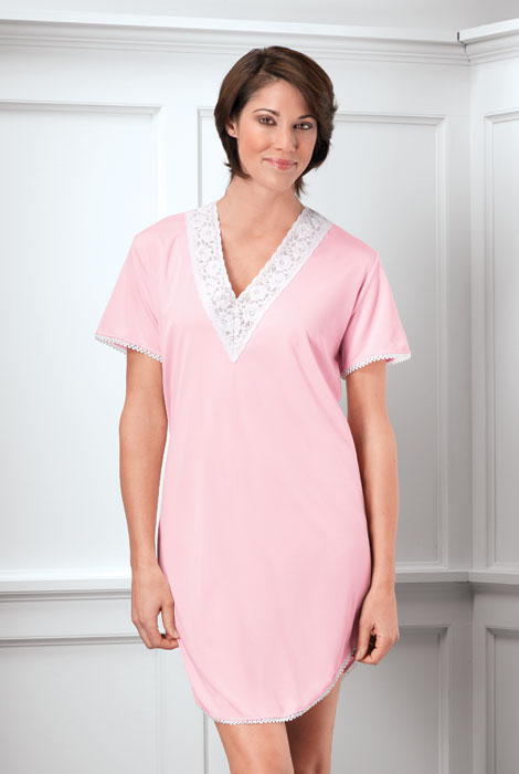 Veronique Nightgown - View 4