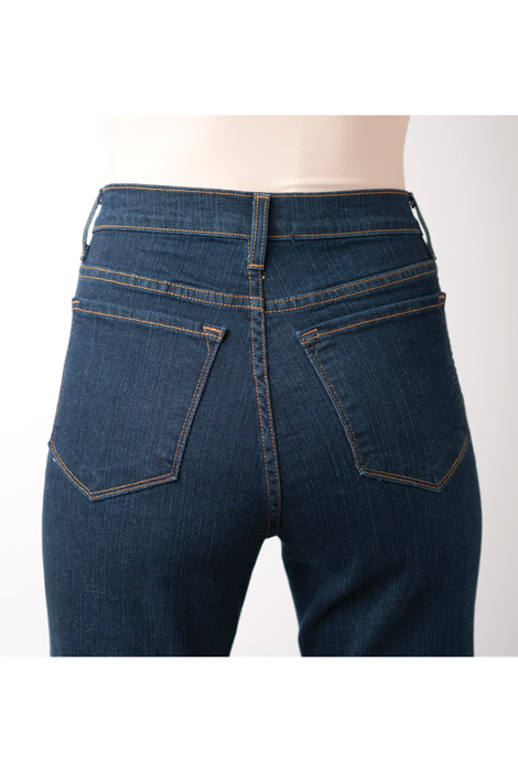 Not Your Daughter's Jeans® Bootcut Tummy Tuck Jean - Plus - View 2