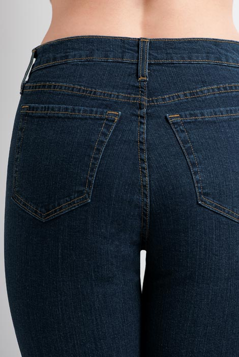 Not Your Daughter's Jeans® Tummy Tuck® Straight Leg Jeans - View 2