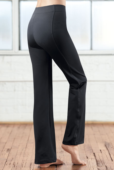 Slimming Performance Bootcut Pant - View 2