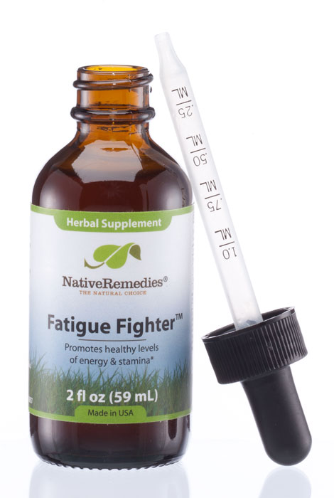 NativeRemedies® Fatigue Fighter™ - 2 oz. - View 3