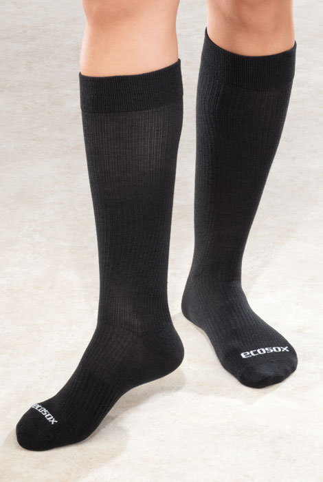 ECOSOX® Bamboo Compression Socks - View 4