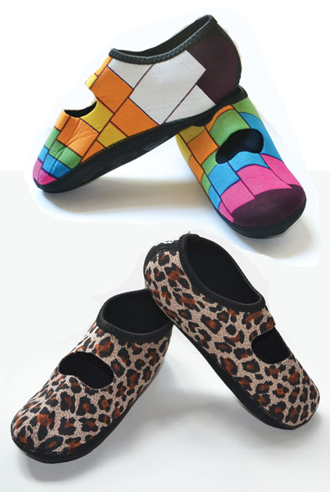 NuFoot Neoprene Shoes - Mary Jane - View 2