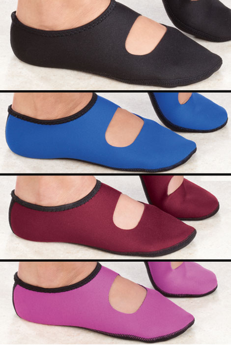 NuFoot Neoprene Shoes - Mary Jane - View 4