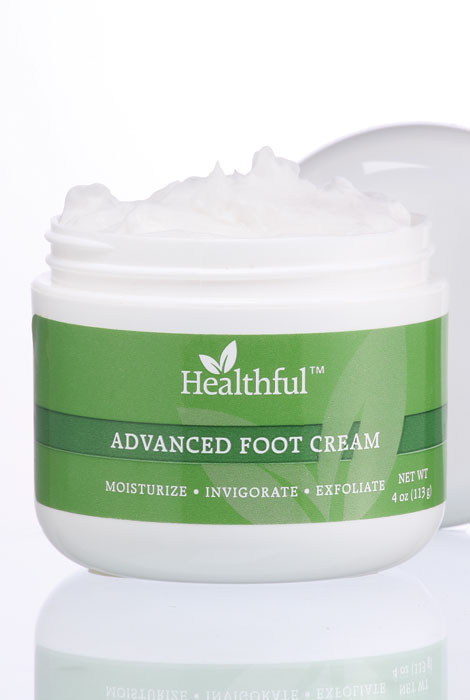 Healthful™ Advanced Healing Foot Cream - View 2