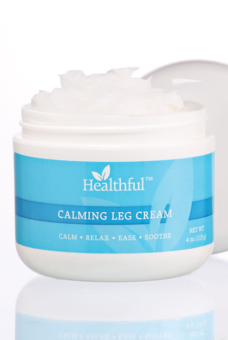 Healthful™ Calming Leg Cream - View 2