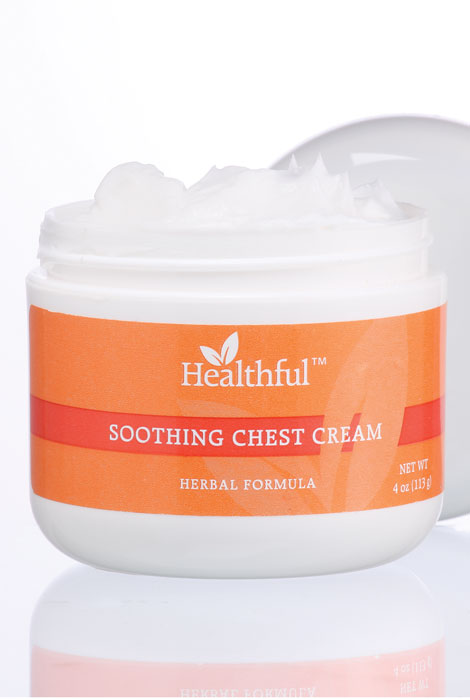 Healthful™ Soothing Chest Cream - View 2
