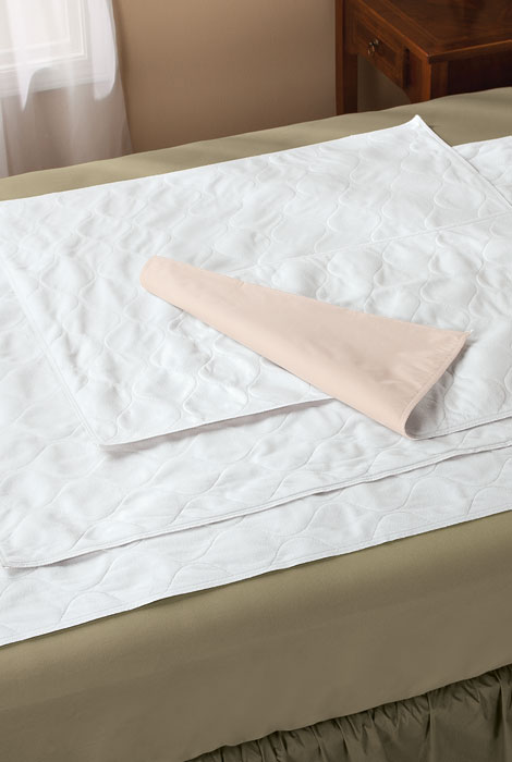 Washable Waterproof Bed Pad - View 2