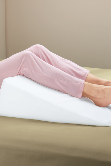 Wedge Support Pillow by LivingSURE™ - View 2