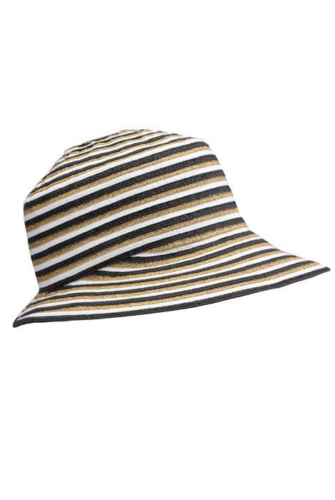 Gottex® Pippa Asymetrical Brim Derby Hat - View 2