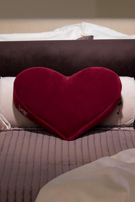 Liberator® Heart Wedge Positioning Pillow - View 5