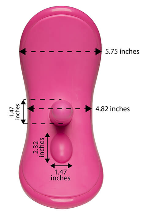 iRide Massager - View 4