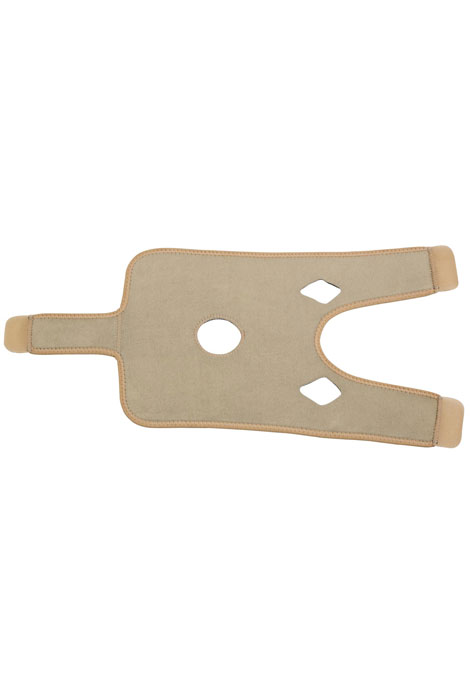 Bamboo Knee Support With Stabilizer - View 2