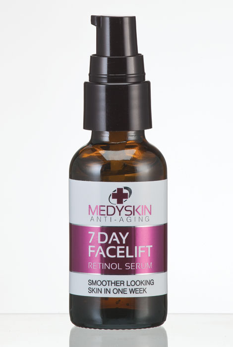 7-Day Facelift Retinol Serum - View 2