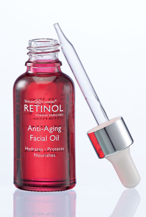 Skincare Cosmetics Retinol Anti-Aging Oil - View 2