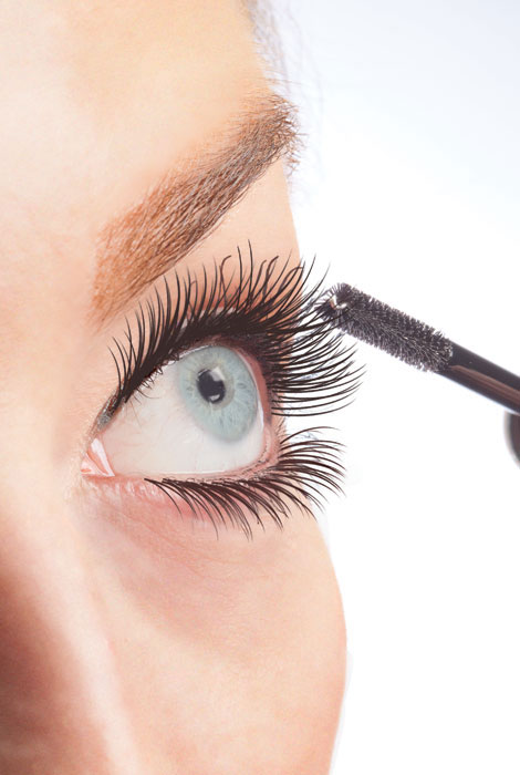 i.s. LASH™ Voluminous Lash Serum with FREE Mascara Magnified - View 3
