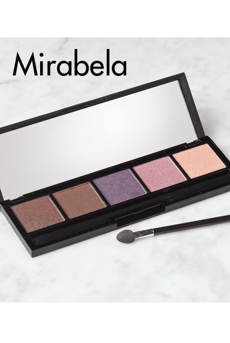 Bellapierre® 5 Color Eye Shadow Palette - View 2
