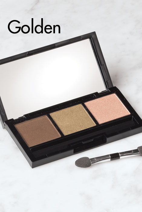 Bellápierre® 3-Color Eye Shadow Trio - View 3