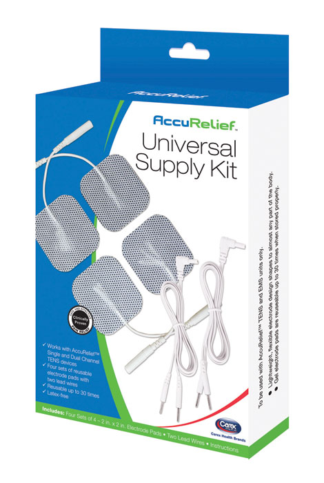 AccuRelief™ Universal Supply Kit - View 2