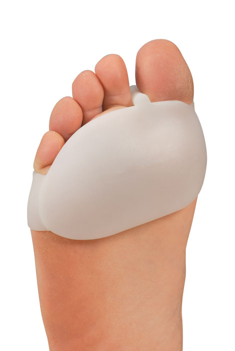 Healthy Steps™ Gel Ball of Foot Pad with Toe Separator - 1 Pair - View 2