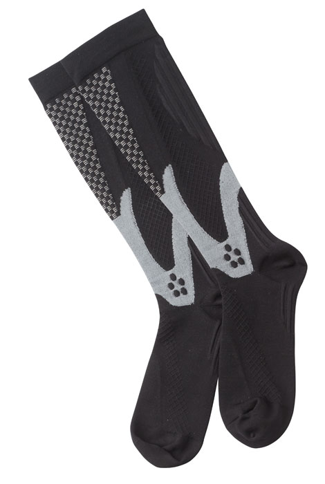 Acusox™ 10-Spot Compression Socks - View 2