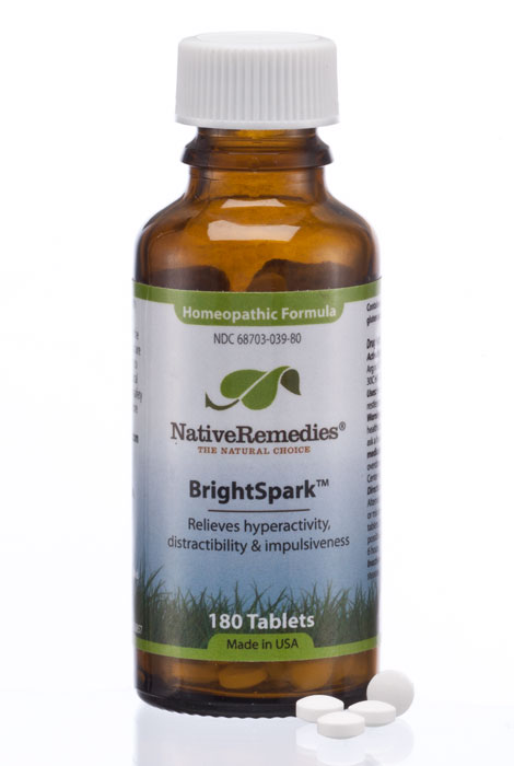 NativeRemedies® BrightSpark™ - 180 Tablets - View 3