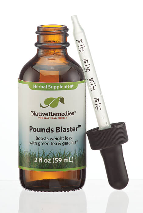 NativeRemedies® Pounds Blaster™ - 2 oz. - View 2