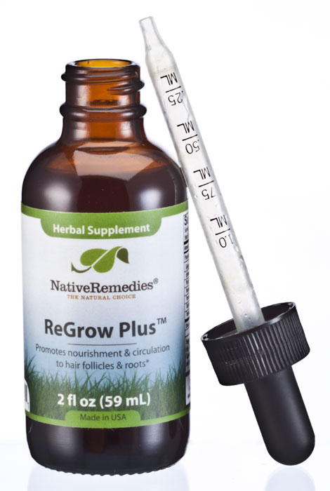 NativeRemedies® ReGrow Plus™ - 2 oz. - View 3