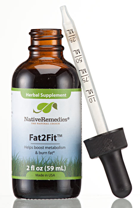 NativeRemedies® Fat2Fit™ - 2 oz. - View 3