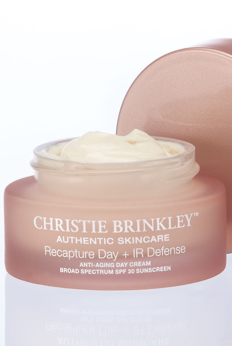 Christie Brinkley Authentic Skincare Recapture Day + IR Defense Anti-Aging Day Cream - View 2