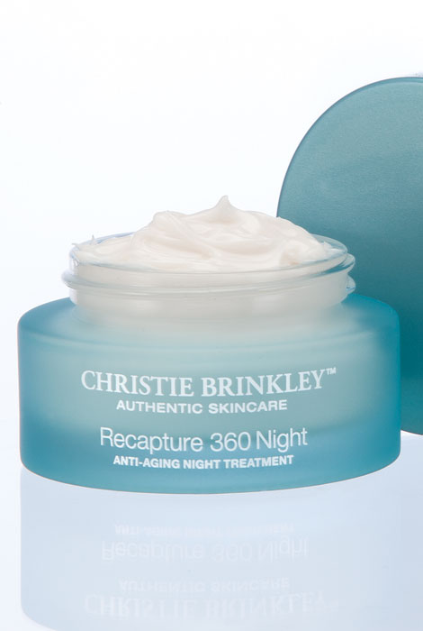Christie Brinkley Authentic Skincare Recapture 360 Night Anti-Aging Night Treatment - View 2