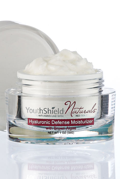 YouthShield Naturals™ Hyaluronic Defense Moisturizer - View 2