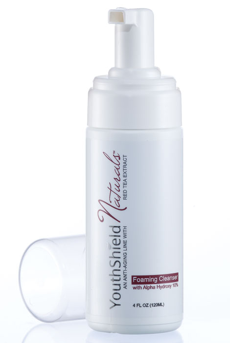 YouthShield Naturals™ Foaming Cleanser - View 2