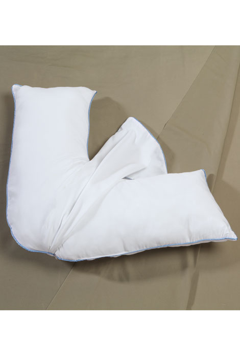 L-Shaped Pillow Cover - View 2