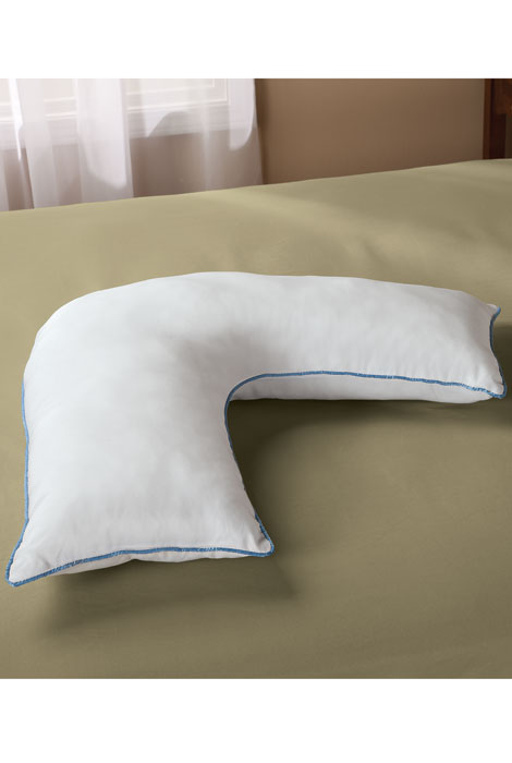 L-Shaped Pillow Cover - View 3