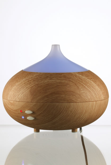 Essential Oil Diffuser & Humidifier - View 2