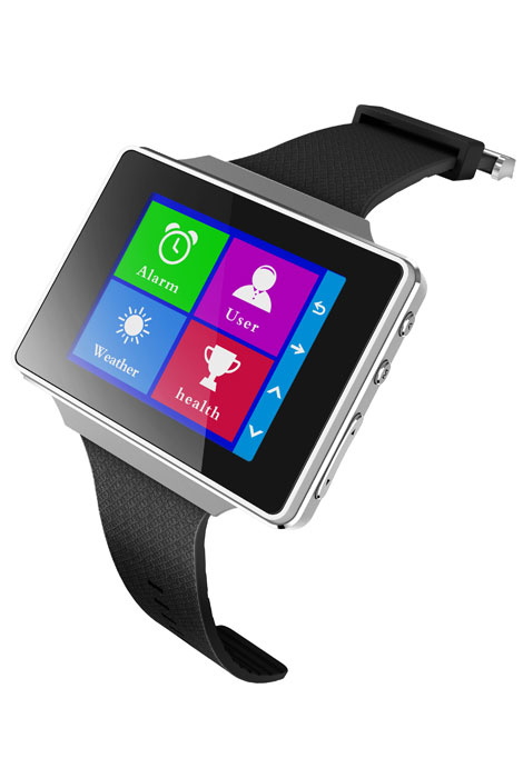 Smart Alert Watch - View 3