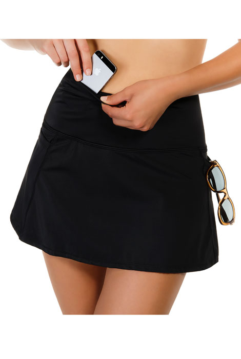 Techkini™ Skirt Bottom - View 2