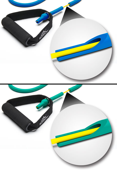 Safe-T Band™ Resistance Band - View 2