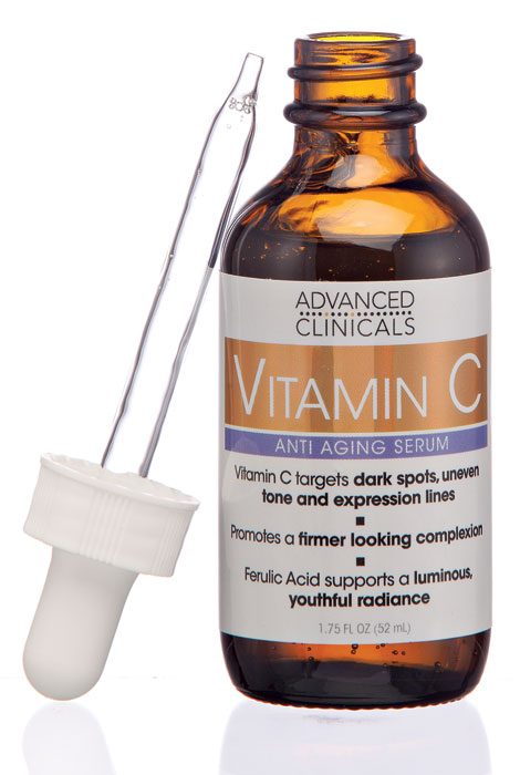 Advanced Clinicals® Vitamin C Anti Aging Serum - View 2
