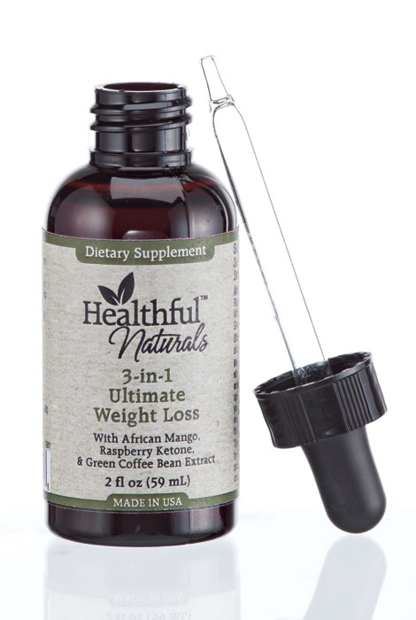 Healthful™ Naturals 3-in-1 Ultimate Weight Loss - View 2