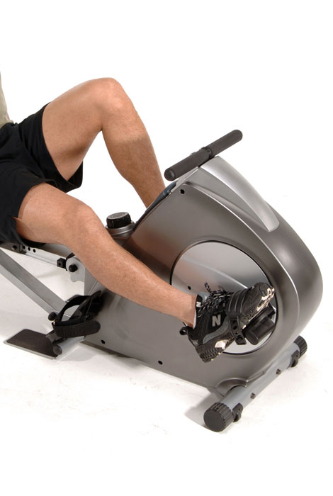 Stamina® Conversion II® Recumbent Bike/Rower - View 2