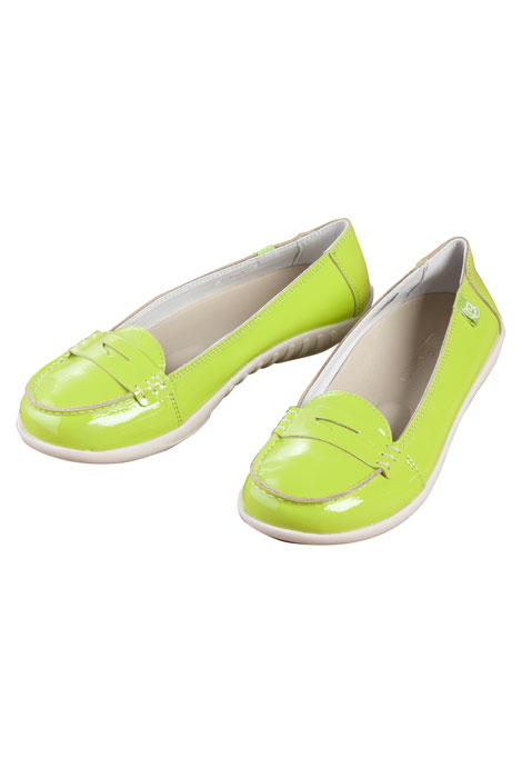 Spenco® Siesta Penny Patent Leather - View 2
