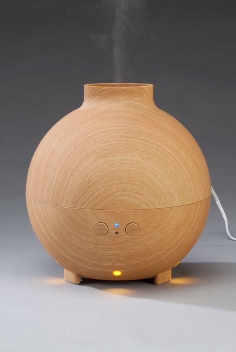 Lighted Essential Oil Diffuser & Humidifier, 600 ml - View 2