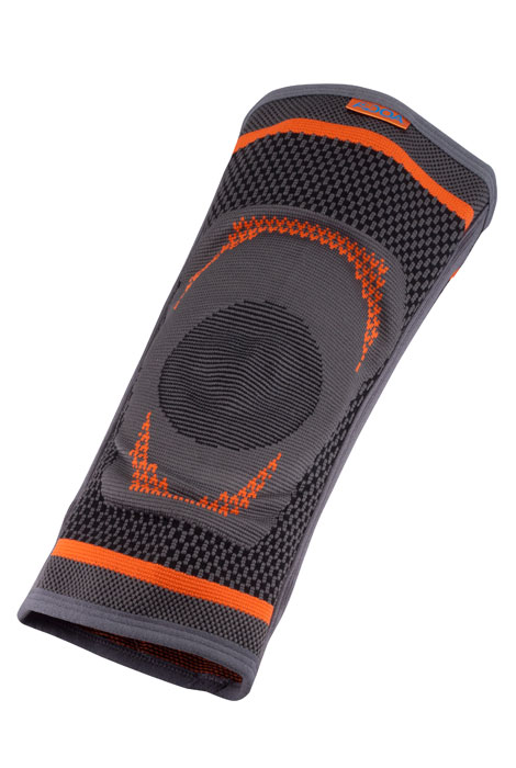 Premium Knee Support and Stabilizer with Gel Pad - View 2