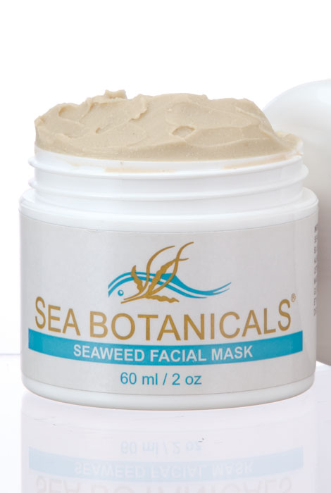 Sea Botanicals® Seaweed Facial Mask - View 2