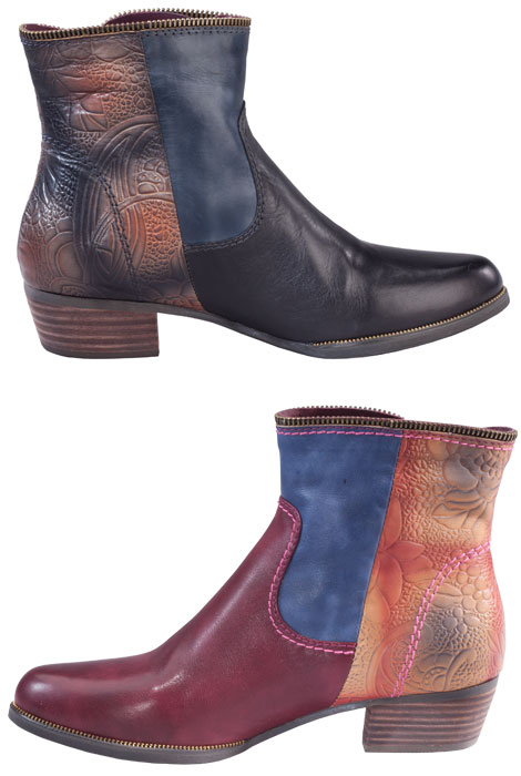 Erminia Boot by Spring Footwear - View 2